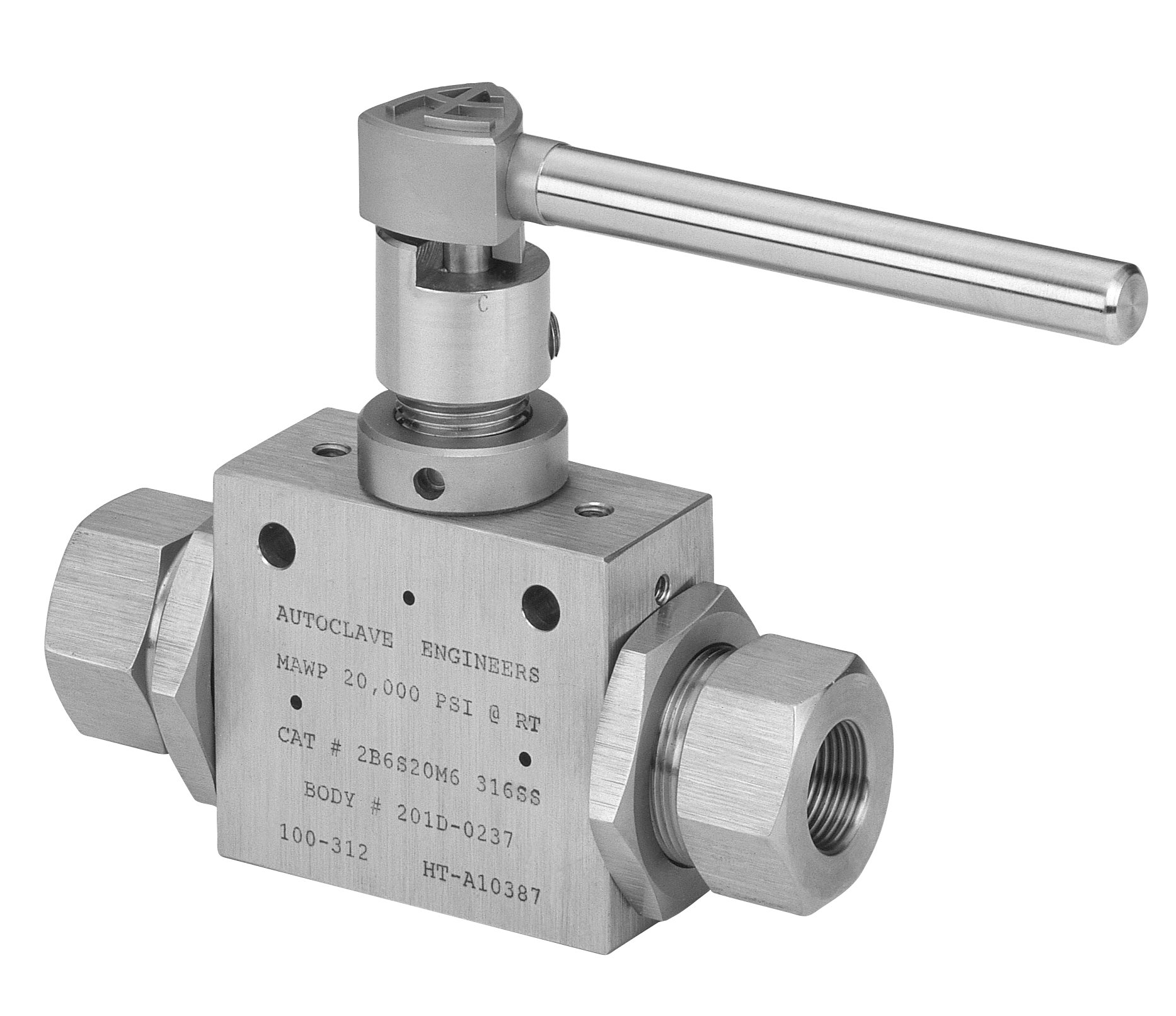Ball Valves - 2 way