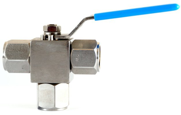 Ball Valves - 3 way