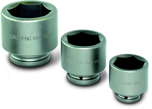 Hydraulic - Square Drive Sockets