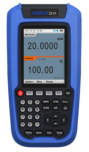 Multifunction Documenting Process Calibrators