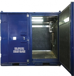 2101 Series Hydrostatic Pressure Test Container