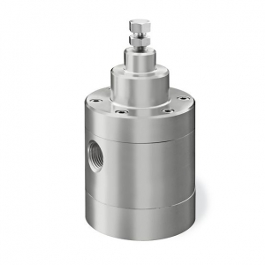 26-2900 Series Backpressure Regulator Upstream