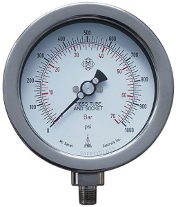 E Series McDaniel Gauges