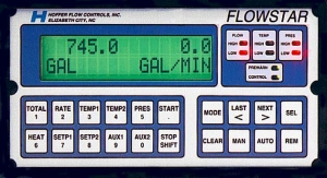 Flowstar 2000 Flow Computer Volumetric Flow Rate Indicator/Totalizer for Liquids