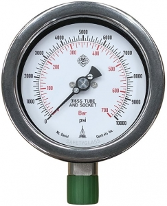G Series McDaniel Pressure Gauges