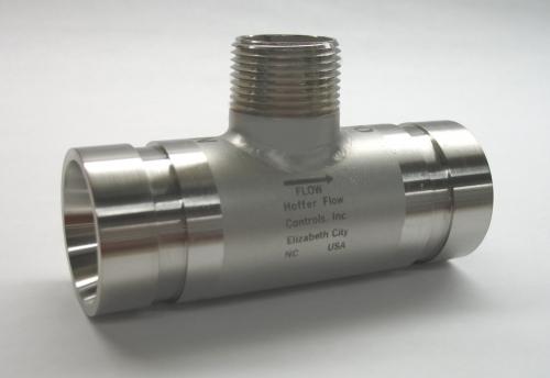 Grooved Turbine Flowmeters