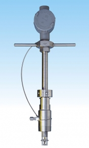 HP Insertion Series Turbine Flow Meters for Liquids & Gases