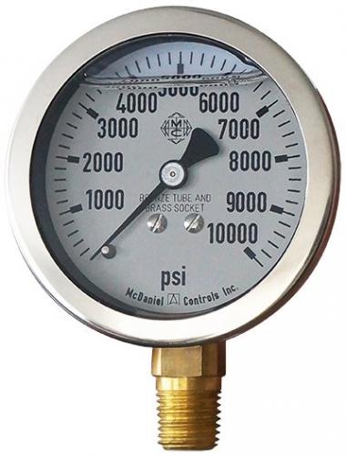 J6P- gauge