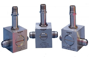 MF Series Turbine Mini-Flowmeters for Liquids and Gases