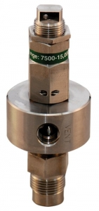Model 7500 RV-1 High Pressure Relief Valve