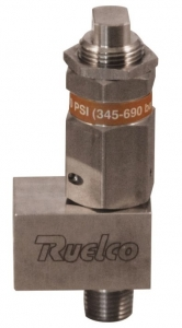 Model 7500 RV-1 Low Pressure Relief Valve
