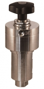 Model 8100 HC-1 3-Way Interface Valve with Override
